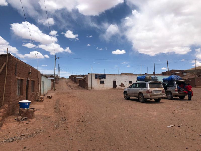 Cerillos Bolivia.