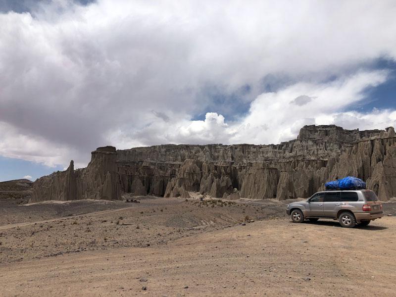 Ciudad del Encanto Bolivia.
