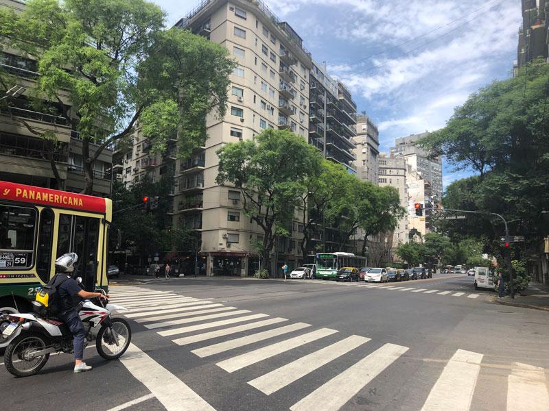 Buenos Aires Argentinië.