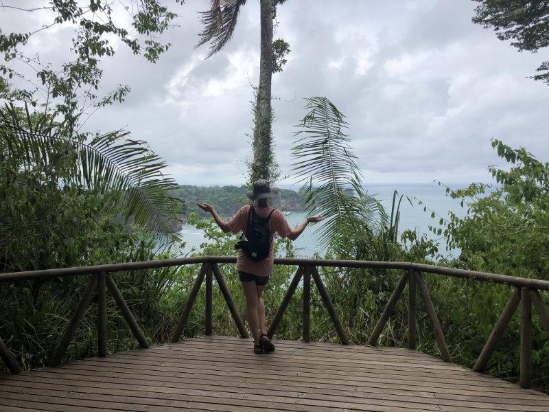 Manuel Antonio National Park in Costa Rica.
