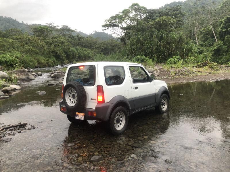 Rondreizen in Costa Rica met een huurauto.
