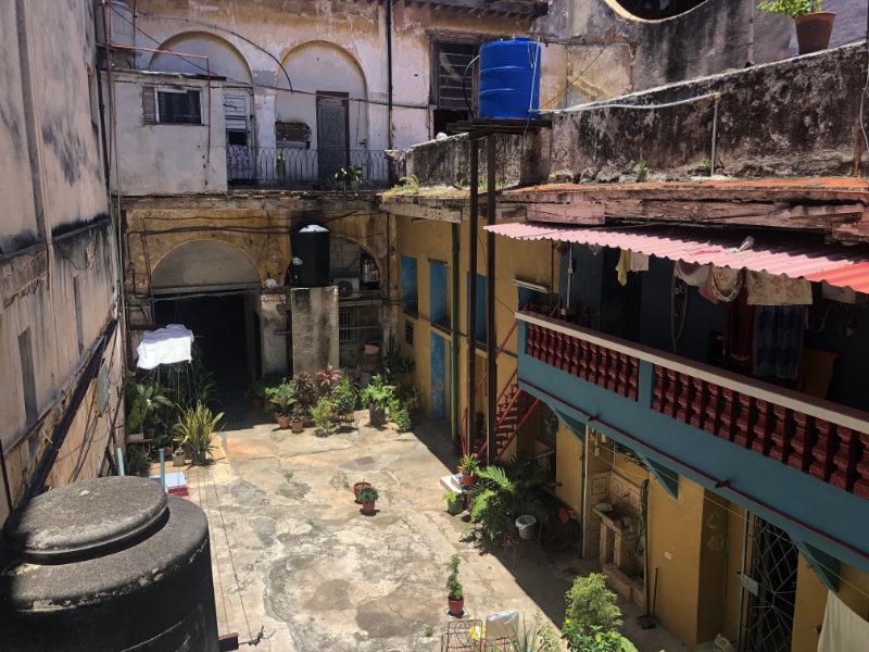 Villa Kiki in Havana Cuba.