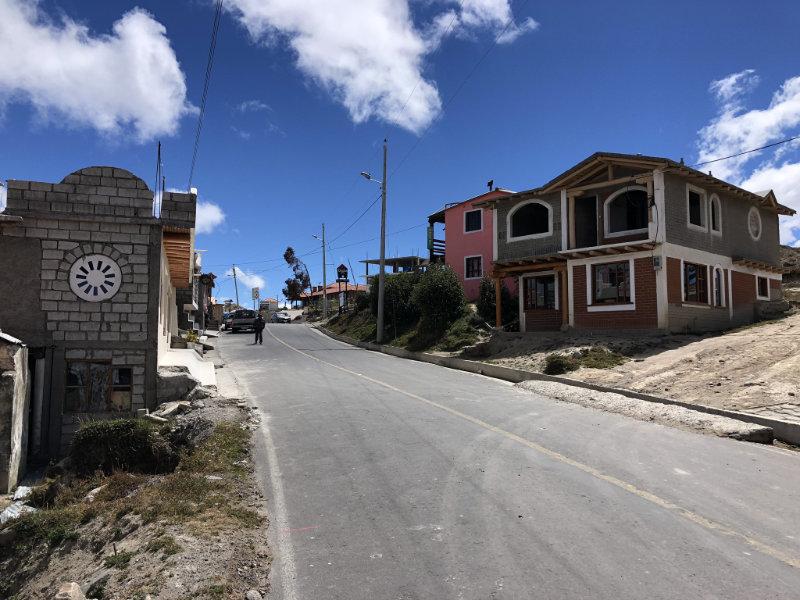 Quilotoa, Ecuador.