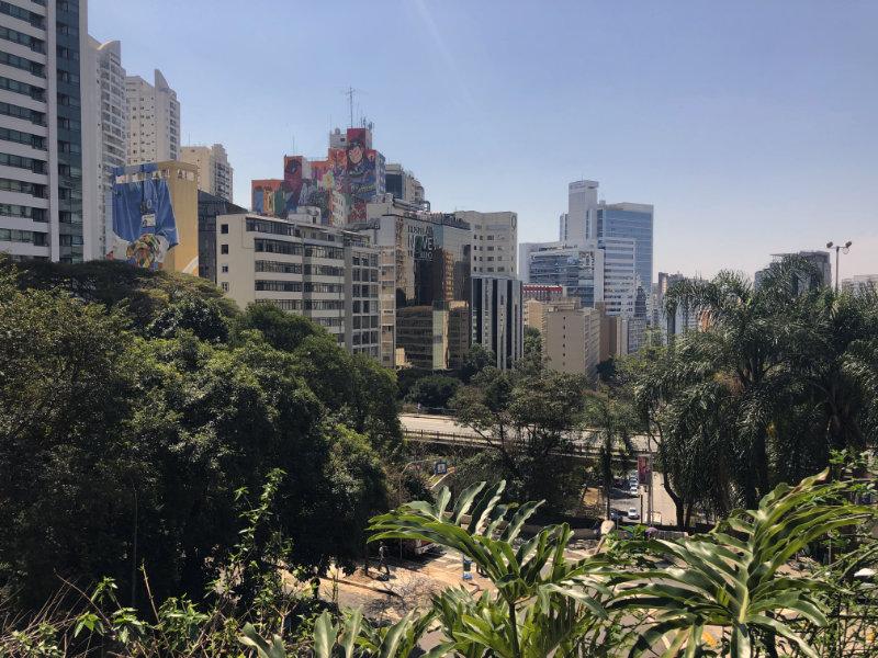 Sao Paulo, Brazilië.