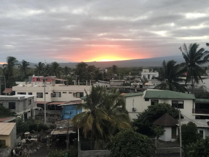 Isabela eiland, Galapagoseilanden.